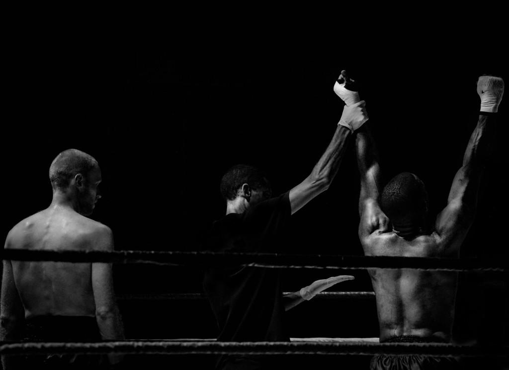 Як одержати перемогу в боротьбі
