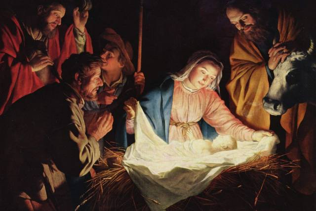 What is the real Christmas story?
